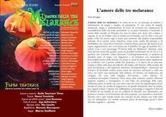 Teatro 14 aprile: L'amore delle tre Melarance - TG Valle Susa - Informazione indipendente