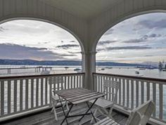 Perfect view at Lake Zurich! Look at this beautiful property and this amazing outdoor space!