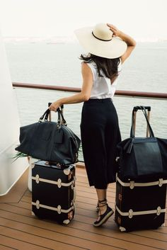 Come fare la valigia! #moda #comefarevaligia #valigia #suitcase