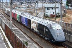 現美 Rail Transport, Public Transport, Japan Train, Rail Train, High Speed Rail, Electric Train, Speed Training, Rolling Stock, Electric Locomotive
