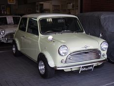 '94 ROVER MINI 1.3i COOPER フィエスタイエロー | ROVER MINI | MINI@RollingHills web garage -ミニ・ローリングヒルズ(英国旧車の整備・販売)-