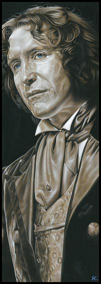 Doctor Who - The EigthDoctor by caldwellart on deviantART...Doctor Who .. :)... http://www.pinterest.com/cwsf2010/doctor-who