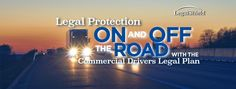 Life on the open road can bring twist, turns, and a few unexpected detours along the way. With LegalShield Commercial Driver's Legal Plan, (CDLP) you can protect your legal rights anywhere in the U.S. when you are driving your commercial vehicle. Whether you're down the street or miles from home, you aren't alone. #CDLDrivers #CommercialDrivers Details:  http://ls-info.com/res/678/8996
