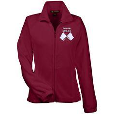 Womens Fleece Jacket – Purposely Designed