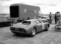 Ferrari, British, David, Racing, Vehicles, Car, Sports, Running, Hs Sports