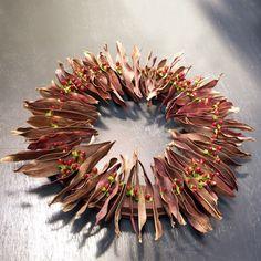 #Wreath • Design: Tom De Houwer