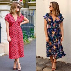 Lois Dress Pattern (Sizes - Women's style: Patterns of sustainability Dress Sewing Patterns, Clothing Patterns, Skirt Sewing, Skirt Patterns, Pattern Sewing, Coat Patterns, Pattern Drafting, Blouse Patterns, Pattern Books