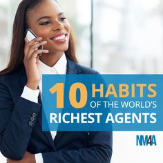 Don't miss the top 10 habits of the world's most successful real estate agents. http://newmedia4agents.com/blog/real-estate-sales-productivity/10-habits-worlds-richest-agents
