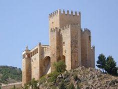 Castillo de Vélez-Blanco (siglo XVI). Almería.- Spain