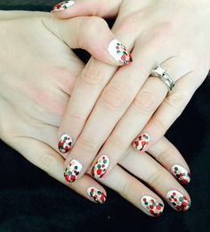Christmas Month 2014: Christmas Confetti http://nailsfornickels.com/christmas-month-2014-christmas-confetti/