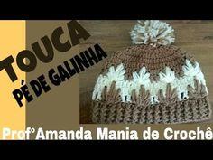 YouTube Crochet Beanie, Crochet Hats, Mittens, Diy And Crafts, Crochet Patterns, Knitting, Beanies, Youtube, Craft Ideas