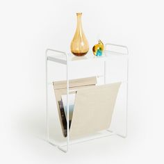 MAGAZINE RACK SIDE TABLE - FURNITURE - Decoration | Zara Home United States of America