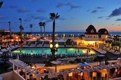 Stay at Hotel del Coronado, Coronado, California - Bucket List Dream from TripBucket