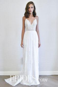Beach Wedding Dresses for the Boho Bride
