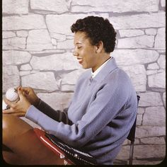 Tennis legend Althea Gibson the first Black winner of the French Open the US Open and Wimbledon (both in photographed by Carl Van Vechten on November Photo: Beinecke Rare Book and Manuscript Library The Words, Black Is Beautiful, Most Beautiful, Beautiful Images, Althea Gibson, Gentleman, Tennis Photos, Tennis Legends, Eartha Kitt