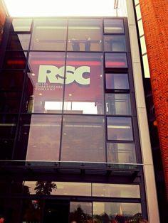 RSC Theatre, Stratford-Upon-Avon