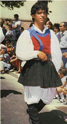 Costume maschile di orosei | Flickr - Photo Sharing!