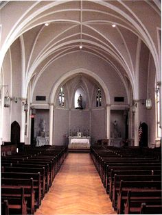 Chapel of the Academy of the Sacred Heart, New Orleans, LA.