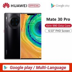 Original HUAWEI Mate 30 Pro Smartphone 40MP //Price: $1148.54 & FREE Shipping // #jewelry #styles #eyes