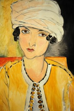 https://flic.kr/p/8d3Q44 | Henri Matisse's Lorette with Turban, Yellow Jacket at National Art Gallery Washington, DC | Henri Matisse - Lorette with Turban, Yellow Jacket, 1917