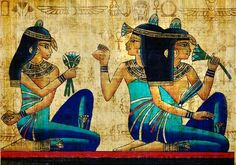 Ancient Egypt makeup, egyptian makeup, ancient egypt fragrance, history of makeup