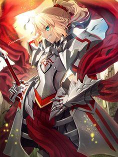 Resultado de imagem para Fate Stay Mordred