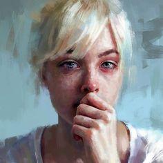 . Ivana Besevic / Serbian...emotional portrait