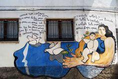 murales orgosolo pratobello - Cerca con Google
