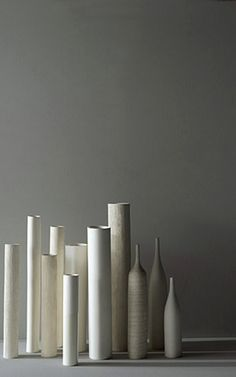 Beautiful cylinder ceramics