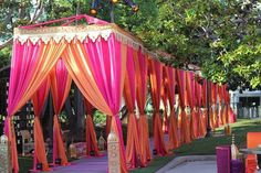 Raj Tents — Luxury Tent Rentals Los Angeles — Corporate Events – Luxury tenting and décor for corporate parties, showcases, and other events Desi Wedding Decor, Marriage Decoration, Wedding Stage Decorations, Wedding Mandap, Wedding Entrance, Entrance Decor, Aladin Disney, Mandap Design, Mehndi Decor