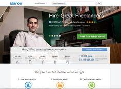 Freelance site, register