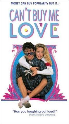 Can't Buy Me Love (1987) Classic Movie with Patick Dempsey! Absolutly love this movie!