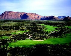 When I drove cross country, we stopped here in St. George, Utah.  The air was so clean and the views are amazing.