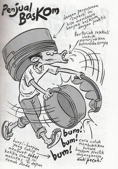 Penjual Baskom (Benny and Mice)
