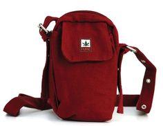 Die kleine schöne Tasche von Pure. Hanf aml anders! HV-0011 Hanfner.ch