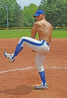 I think we should all take a moment to thank God for baseball pants...and baseball players