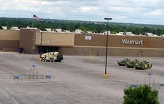 Exclusive!!! Must credit Frank Nelson Friedl!!! The photo above was taken recently at the closed Walmart at Admiral and Memorial in Tulsa, OK. For those of you who don't understand what you are looking at, I can confirm that that is a Chinese Dong Feng 21C medium range missile with … More...