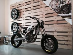 LOON BS 510 Super Moto - RocketGarage - Cafe Racer Magazine