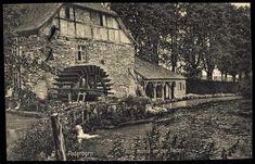 Paderborn, Alte Mühle an der Pader