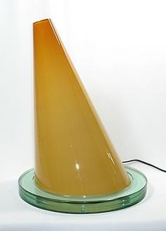 "Fontana Arte Italian Modern ""Oz"" Table Lamp - Daniela Puppa & Franco Raggi"