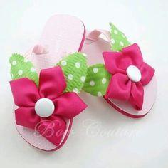 031430d31b7154 16 Best DIY - Flip Flop bows images