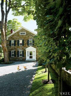 The Quiet American: Daniel Romualdez's Connecticut Home - Vogue
