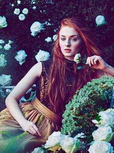 Sophie Turner - Town & Country Magazine - Spring 2015