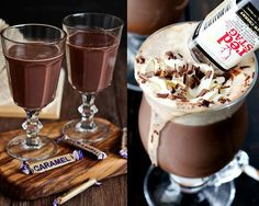 Red Wine Hot Chocolate | 19 Hot Chocolates That Will Get You Through The Winter