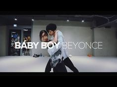 Baby Boy - Beyonce / Bongyoung Park Choreography - YouTube