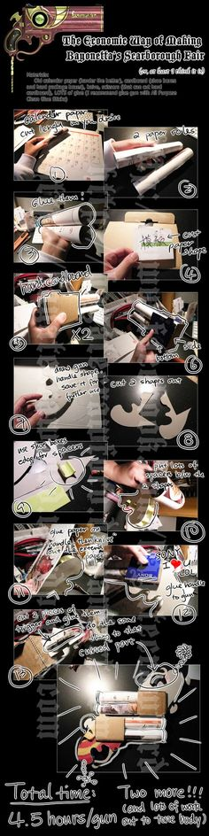 Cosplay: Bayonetta's Gun-2 by hayatecrawford.deviantart.com on @deviantART