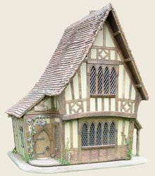 Triggerpond Dollhouses Goose Cottage