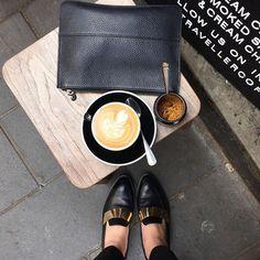 Coffee Momento In Melbourne, - Townske Melbourne Cafe, Chanel Ballet Flats, Australia, Travel, Cafes, Viajes, Chanel Ballerina Flats, Trips, Traveling
