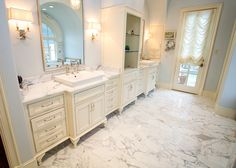 Projects | Village Cupboards A beautiful master bath