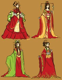 imperial chinese clothing